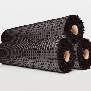 malla de fibra de vidrio fibergrid
