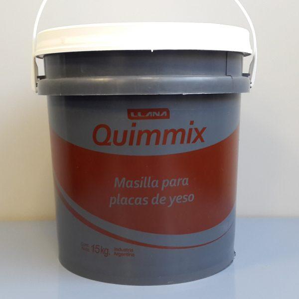 masilla quimmix 15kg