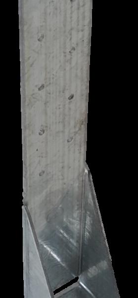 anclaje escuadra para steel frame